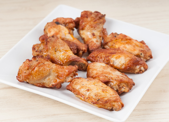 WINGS MARINÉS TEXMEX
